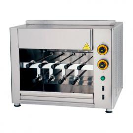 Machine à churrasco gaz