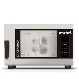 Fours électriques MyChef BakerShop pour boulangerie à ouverture latérale