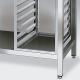 Mesa soporte hornos GN 1/1 750