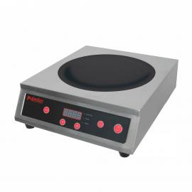 Placa de inducción wok