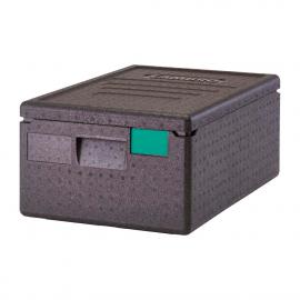 Contenedor carga superior Cambro transporte de alimentos aislado de 35,5 litros