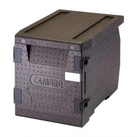 Contenedor carga frontal Cambro transporte alimentos 60 Ltr