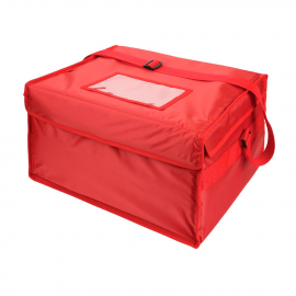 Nylon Insulated Food Delivery Bag