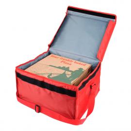 Borsa isotèrmica de repartiment de pizzes
