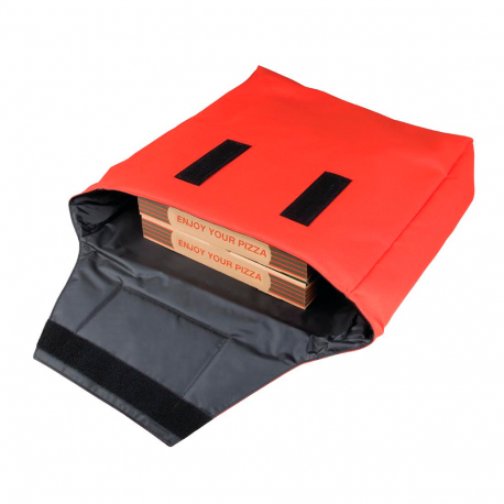 Polyester Insulated Pizza Delivery Bag