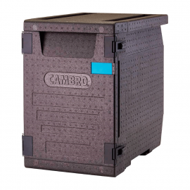 Cambro Insulated Front Loading Food Pan Carrier 86 Litre