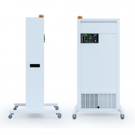 Commercial sterilizer and disinfectant STERYLIS VS-1800