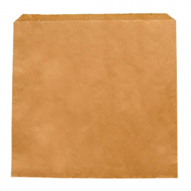 Vegware Compostable Kraft Sandwich Bags (Pack of 1000)
