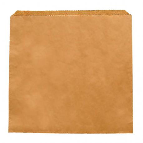 Vegware Compostable Kraft Sandwich Bags (Pack of 1000)