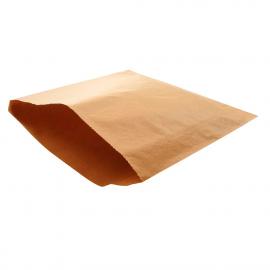 Bolsa compostable papel kraft para sándwich Vegware (Caja 1000)