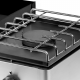 Griddle gas stove 60