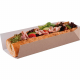 Colpac Compostable Open-Ended Food Trays 250mm (Pack of 500)