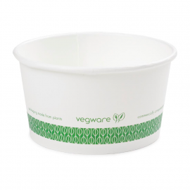 Contenidors biodegradable per a sopa Vegware 500 und.