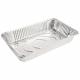 Plat rectangulaire aluminium Fiesta GN 1/2 et GN 1/1 (Pack 5)