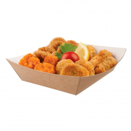 Colpac Compostable Kraft Food Trays