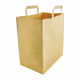 Large Vegware Compostable Recycled Paper Bag (Box 250)