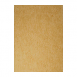 Papier sulfurisé non blanchi compostable Vegware 38 x 27,5 cm