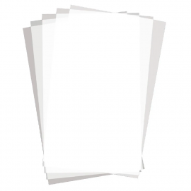 Greaseproof Paper Sheets Newspaper (Pack of 500)
