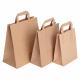 Bossa de paper reciclat marró (Pack de 250 unitats.)
