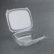 Envase compostable Deli PLA tapa abatible (Pack of 200)