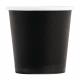 Gots un sol ús per espresso negres Festa 114ml x1000