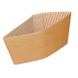 Banda paper corrugat per a gots