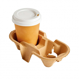 Disposable Cup Carry Trays
