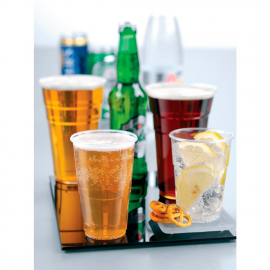 Disposable Glass 10oz To Brim (Pack of 1000)