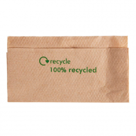 Tovallons reciclades kraft