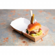 Colpac Compostable Kraft Burger Boxes (Pack of 250)