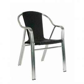 FAUTEUIL DOUBLE TUBE