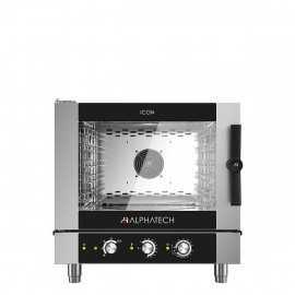 Horno ICON ALPHATECH eléctrico de vapor directo - Versión M