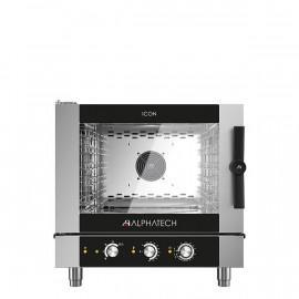 ICON ALPHATECH direct steam gas oven - M version
