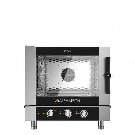 ICON ALPHATEC gaz direct steam oven - M version