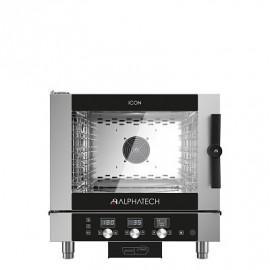 ICON ALPHATECH direct steam gas oven - T version