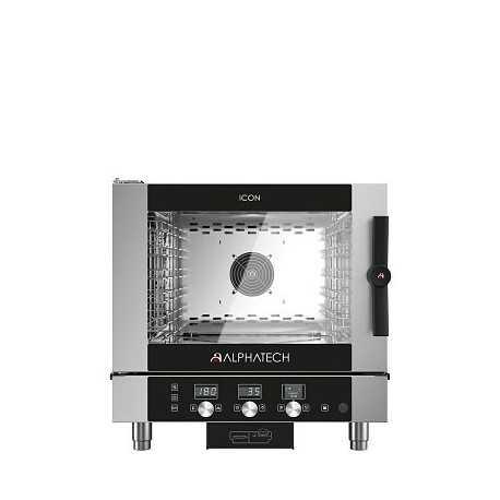 Forn ICON ALPHATECH elèctric de vapor directe - Versió T