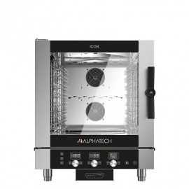 ICON ALPHATECH electric direct steam oven - T version