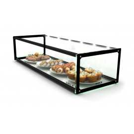 SAYL Straight Line display case