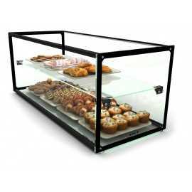 SAYL Straight Line display case with shelf
