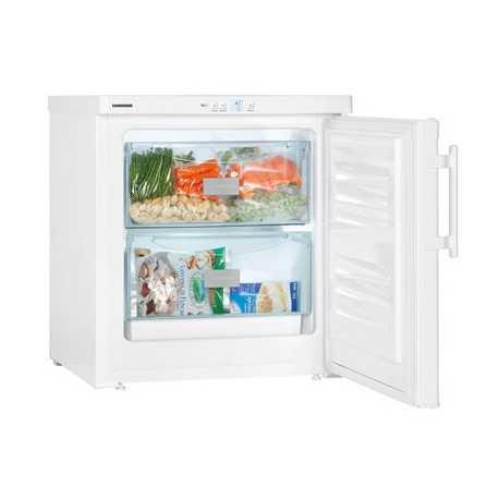 LIEBHERR GX 823 and G 1223 Upright Freezer