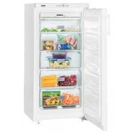 Vertical ventilated freezer No Frost LIEBHERR GNP models