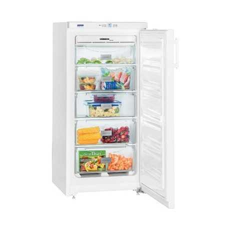 LIEBHERR vertical freezer GNP models