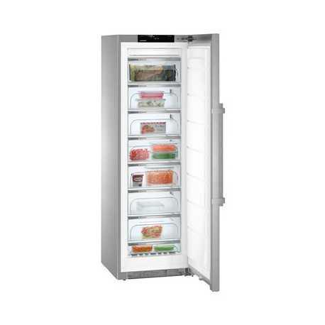 LIEBHERR vertical ventilated freezer GN models