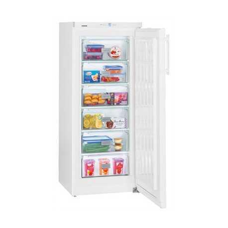 Congelador ventilat vertical LIEBHERR models GP