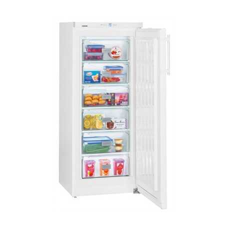 LIEBHERR vertical ventilated freezer GP models