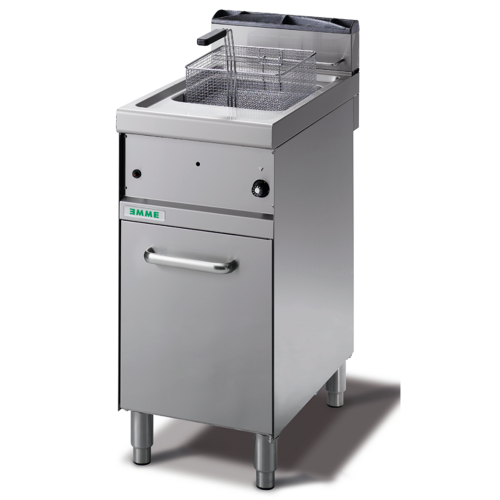 Professional gas fryer 10L