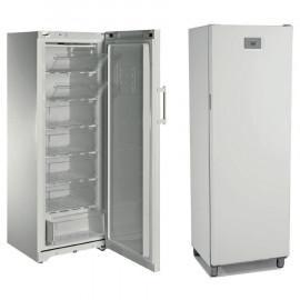 Upright freezer CSB-330 white 7 drawers