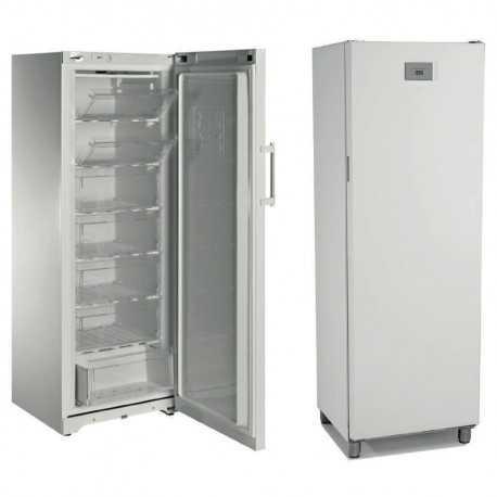 Congelador vertical CSB-330 blanc 7 calaixos