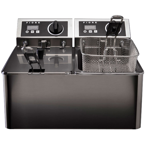 Professional electric fryer 10 L