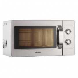Samsung programmable microwave